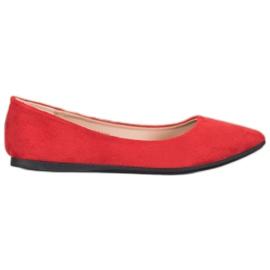 Seastar Casualowe Baleriny czerwone