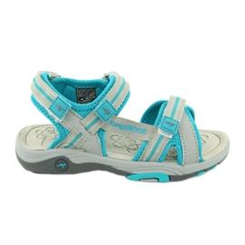 Sandałki piankowa wkładka KangaRoos 18335 szare