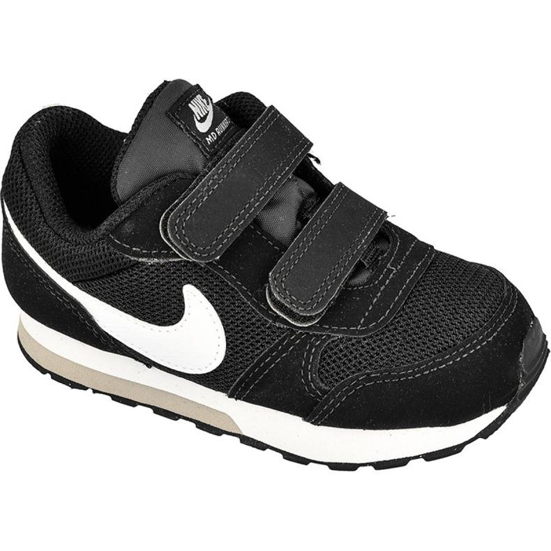 Buty Nike Sportswear Md Runner Psv Jr 807317-001 czarne