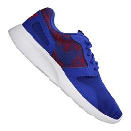 Buty Nike Kaishi Print M 705450-446 niebieskie