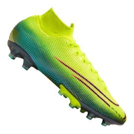 Buty Nike Superfly 7 Elite Mds AG-Pro M CK0012-703 żółte wielokolorowe