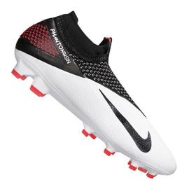 Buty Nike Phantom Vsn 2 Elite Df Fg M CD4161-106 białe wielokolorowe