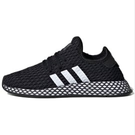 Buty adidas Originals Deerupt Runner Jr CG6850 czarne