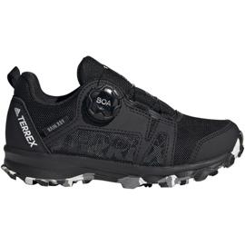 Buty adidas Terrex Agravic Boa K Jr EH2685 czarne