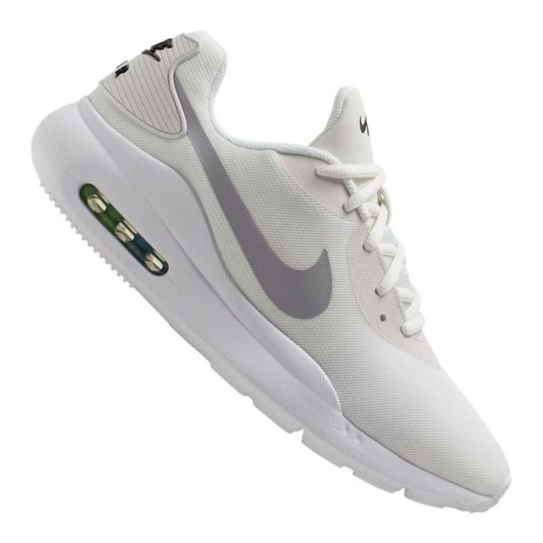 Buty Nike Air Max Oketo M AQ2235-104 białe