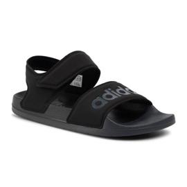 Sandały adidas Adiilette Sandal Jr F35417 czarne