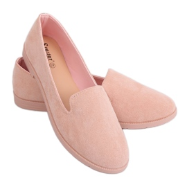 Lordsy damskie różowe JX77P Pink