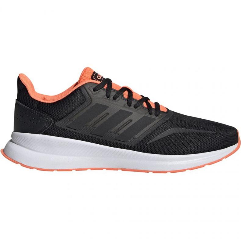 Buty adidas Runfalcon M EG8609 czarne