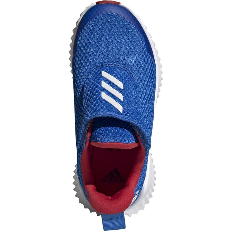 Buty dla dzieci adidas FortaRun Ac K Jr EF9689