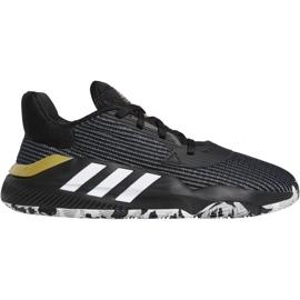 Buty adidas Pro Bounce 2019 Low M EF0469 czarne czarne