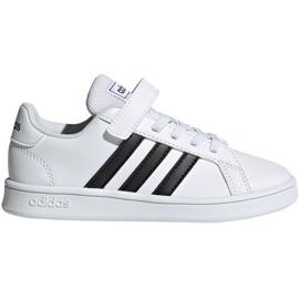 Buty adidas Grand Court C Jr EF0109 białe