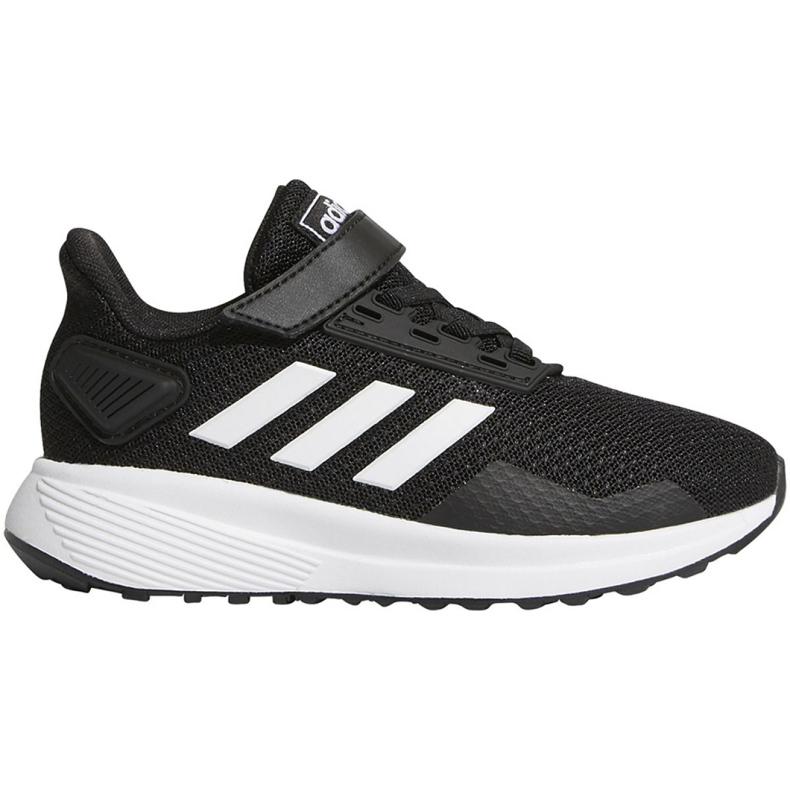Buty adidas Duramo 9 C Jr G26758 czarne