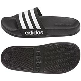 Klapki adidas Adilette Shower K G27625 czarne