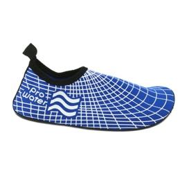Buty neopronowe do wody ProWater niebieskie