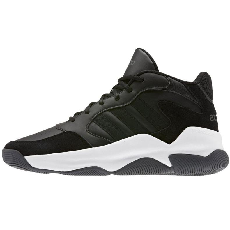 Buty adidas Streetmighty M EG4345 czarne