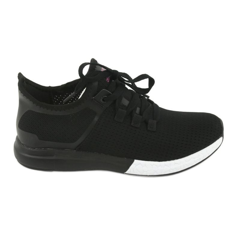 Rekreacyjne Buty Sportowe Atletico AT9618 czarne