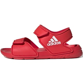Sandały adidas Altaswim C Jr EG2136 czerwone