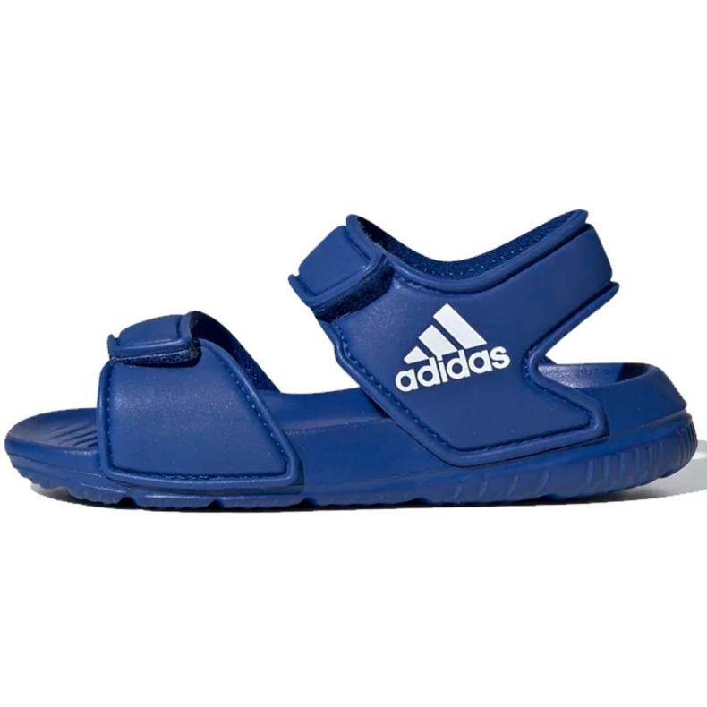 Sandały adidas Altaswim C Jr EG2138 niebieskie