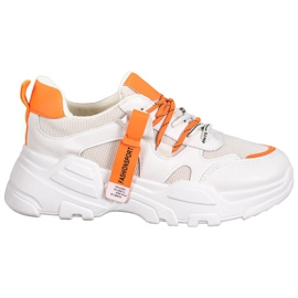 SHELOVET Sneakersy Fashion Sport