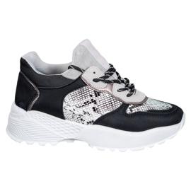 Stylowe Sneakersy MCKEYLOR czarne
