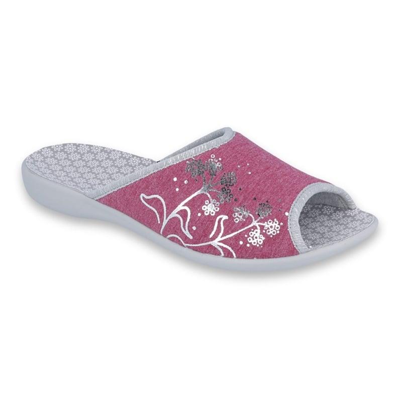 Befado obuwie damskie pu 254D101 wielokolorowe
