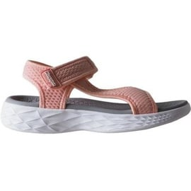 Sandały Kappa Vedity Ii W 242811 2110 różowe