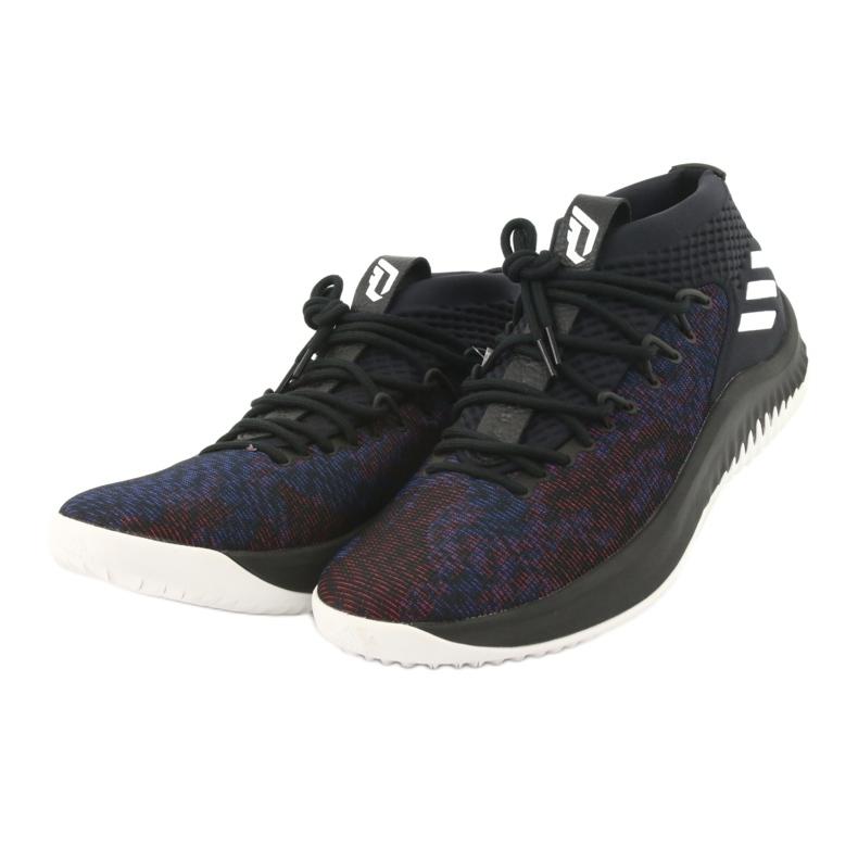 Buty adidas Dame 4 M CQ0477 czarne