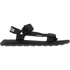 Sandały adidas Comfort Sandal EG6514 czarne