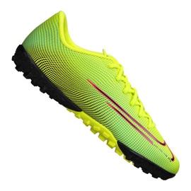Buty piłkarskie Nike Vapor 13 Academy Mds Tf Jr CJ1178-703 wielokolorowe żółte