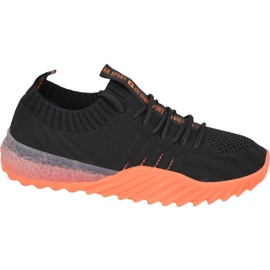 Buty Big Star Shoes Big Top W FF274342 czarne