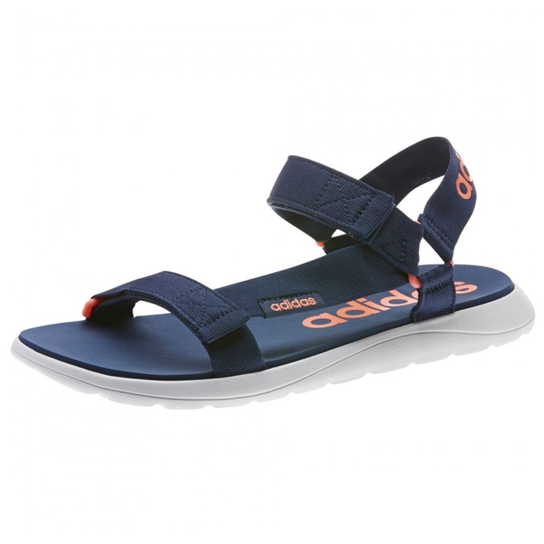 Sandały adidas Comfort Sandal EG6690 granatowe