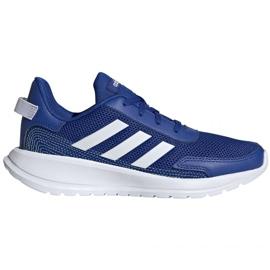 Buty adidas Tensaur Run K Jr EG4125 niebieskie