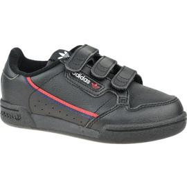 Buty adidas Continental 80 K EH3223 czarne