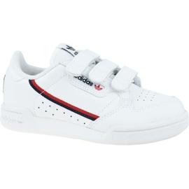 Buty adidas Continental 80 K EH3222 białe