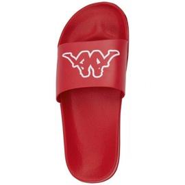 Klapki Kappa Krus 242794 2010 czerwone