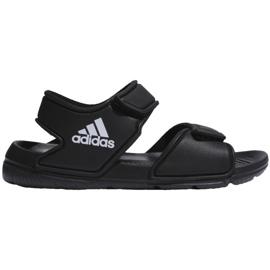 Sandały adidas Altaswim C Jr EG2134 czarne