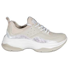 Kylie Wygodne Sneakersy Na Platformie