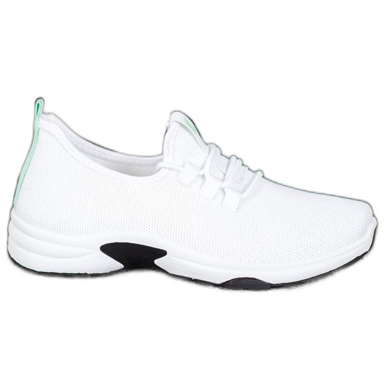 Kylie Klasyczne Buty Sportowe białe