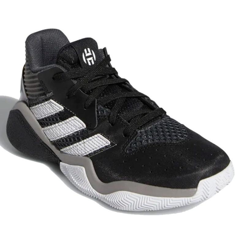 Buty adidas Harden Stepback Jr EF9905 czarne czarne