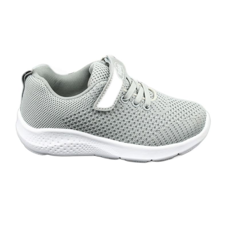 Befado obuwie dziecięce 516X046 szare