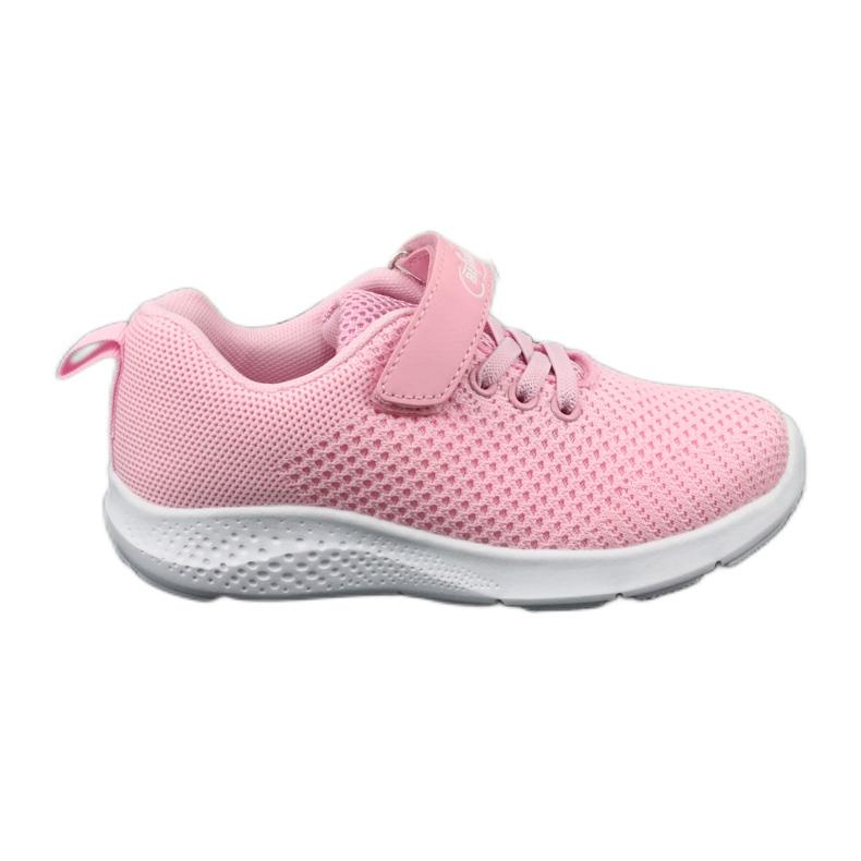 Befado obuwie dziecięce 516Y045 różowe