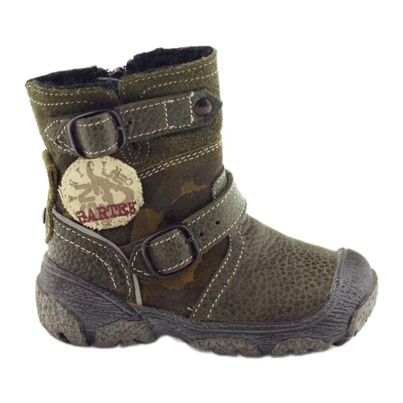 Kozaczki buty dziecięce Bartek 91543 moro