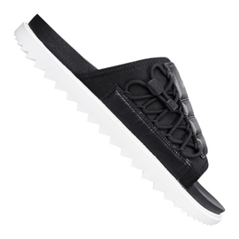Klapki Nike Asuna Slide M CI8800-002 czarne
