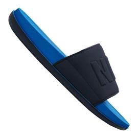 Klapki Nike Offcourt Slide M BQ4639-400 granatowe