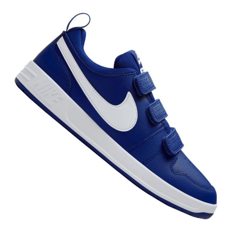 Buty Nike Pico 5 Gs Jr CJ7199-400 niebieskie