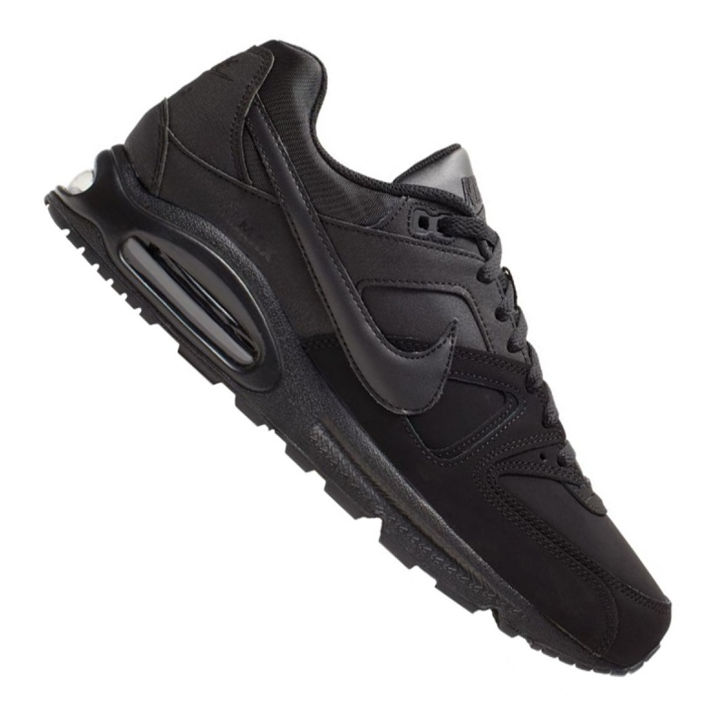 Buty Nike Air Max Command Leather M 749760-003 czarne