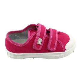Befado obuwie dziecięce 440X011 różowe