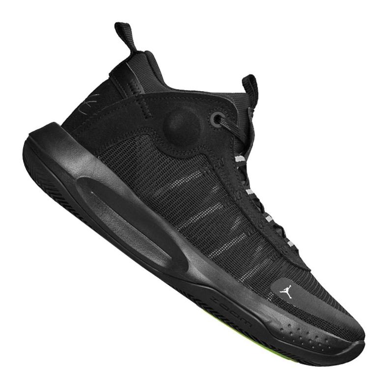 Buty Nike Jordan Jumpman 2020 M BQ3449-008 czarne wielokolorowe