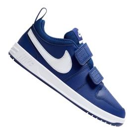 Buty Nike Pico 5 Psv Jr AR4161-400 niebieskie