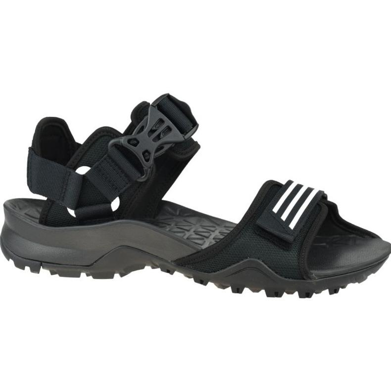 Sandały adidas Cyprex Ultra Sandal M EF0016 czarne